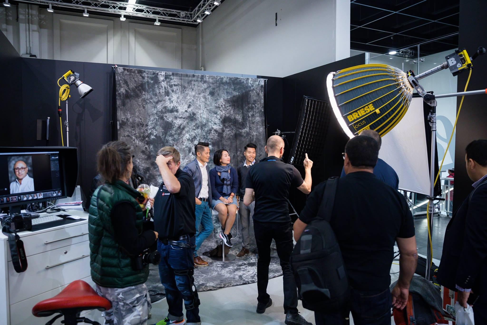 Ben Media tham dự triển lãm nhiếp ảnh lớn nhất thế giới Photokina 2018